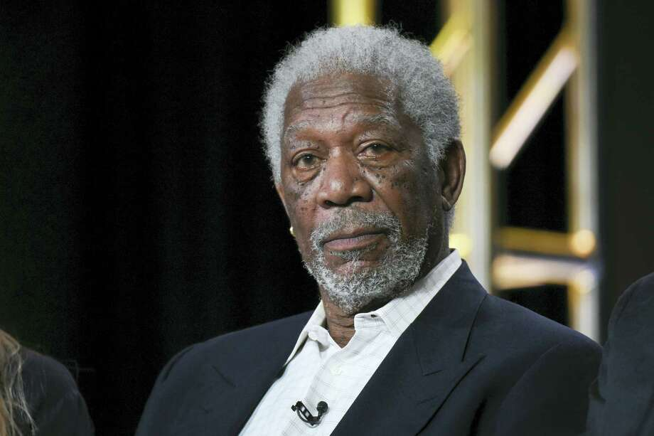 """FILE - In this Jan. 6, 2016, file photo, actor Morgan Freeman participates in the """"The Story of God"""" panel at the National Geographic Channel 2016 Winter TCA in Pasadena, Calif.  Freeman will receive the SAG Life Achievement Award at next year's Screen Actors Guild Awards ceremony. The actors union announced Tuesday, Aug. 22, 2017,  that Freeman will accept its highest honor on Jan. 21, 2018.  (Photo by Richard Shotwell/Invision/AP, File) Photo: AP / Invision"""
