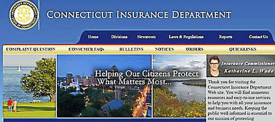 Screen grab of DOI website Photo: Screen Grab Of DOI Website