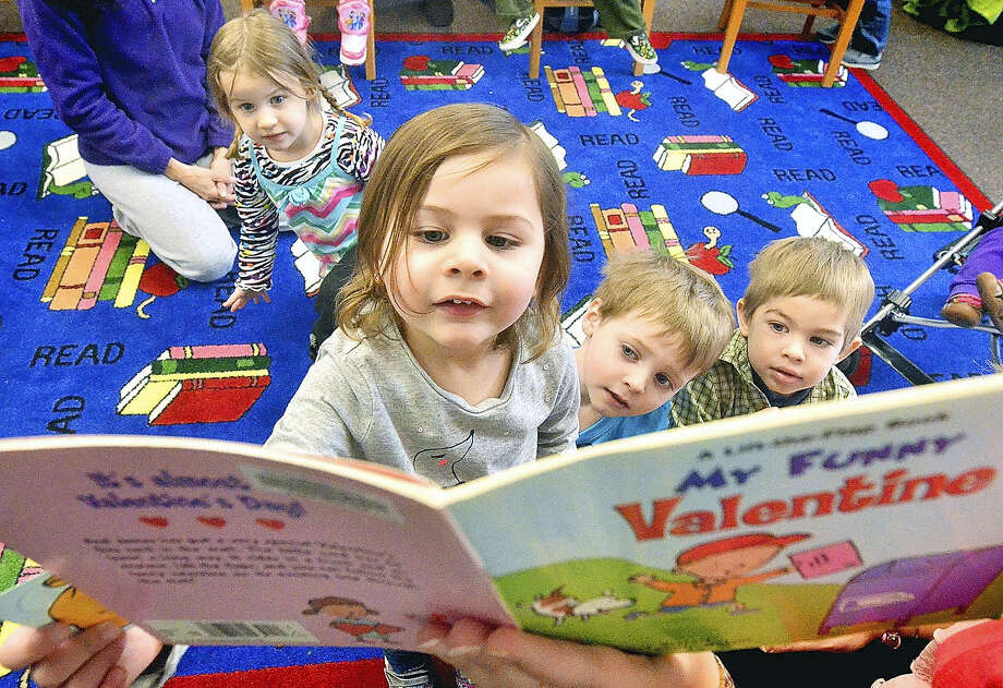 For over 28 years, Reach Out and Read has worked to help all children enter school on a level playing field by engaging parents to read more often with their infants, toddlers and preschoolers. Photo: File Photo