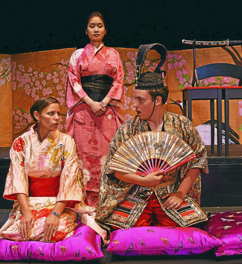"Opera Theater of Connecticut presents Puccini's ""Madama Butterfly"" will be staged in Clinton in its original setting of 1900 Imperial Japan. The company's costumes and other stage items are specialty items from Japan that are theatrically authentic and incredibly sumptuous. Photo: Photos Courtesy Of Opera Theater Of Connecticut"