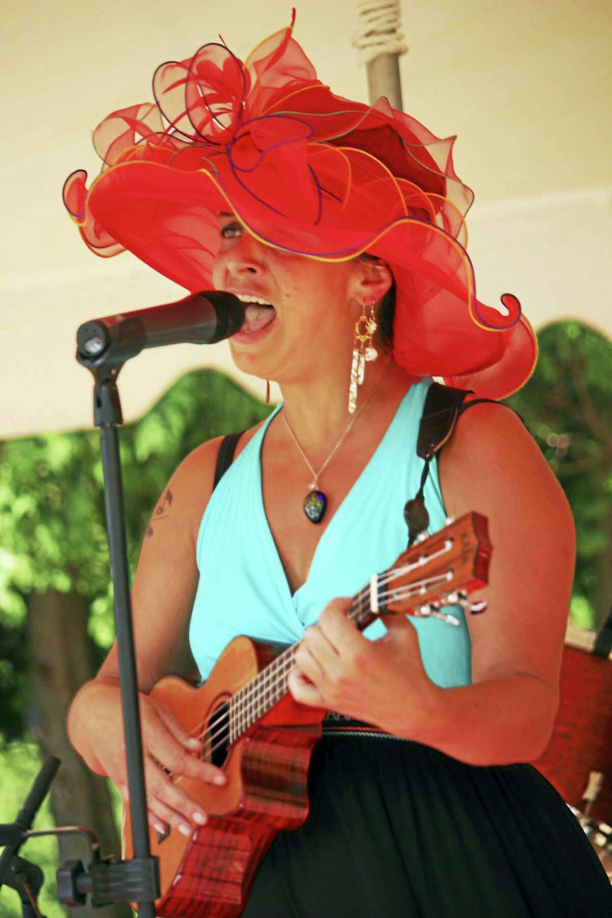 JCherry, artist and producer of The Middletown Music Festival, will also be one of the many performers at the weekend event, Aug. 4-6.