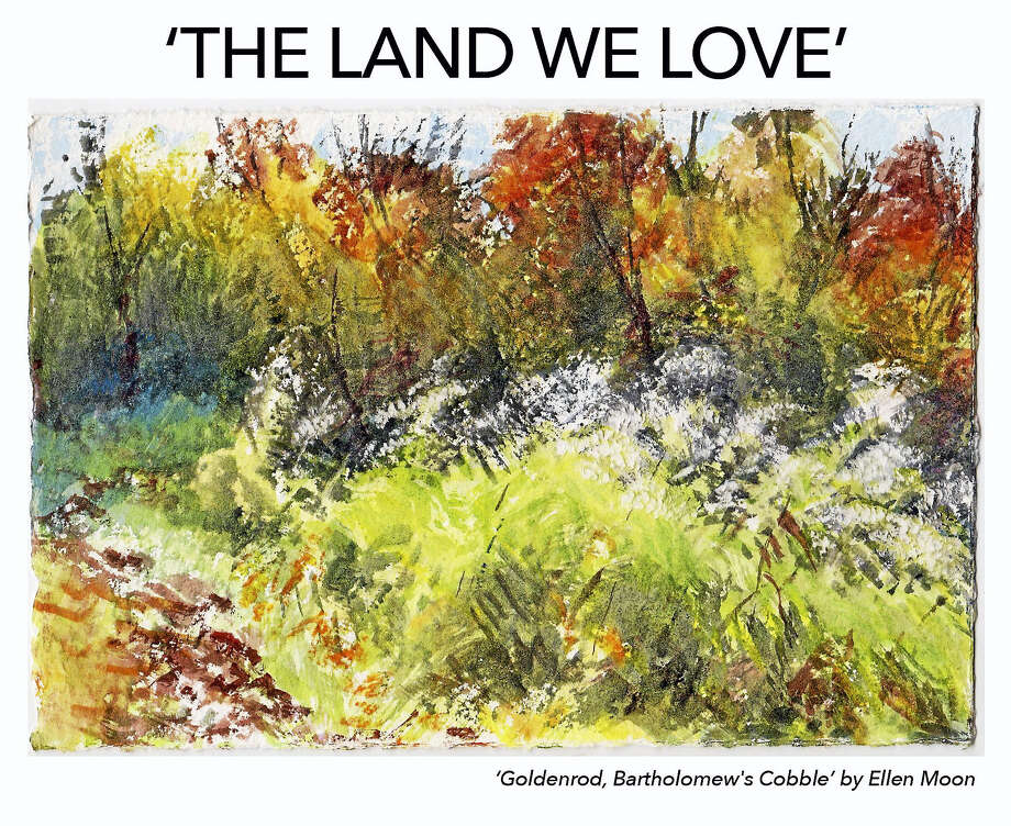 """""""The World We Love"""" is the Gallery@ the Sharon Historical Society's theme for its participating show in Saturday's art walk, set for 4-7 p.m. in the village. Photo: Contributed Photo"""