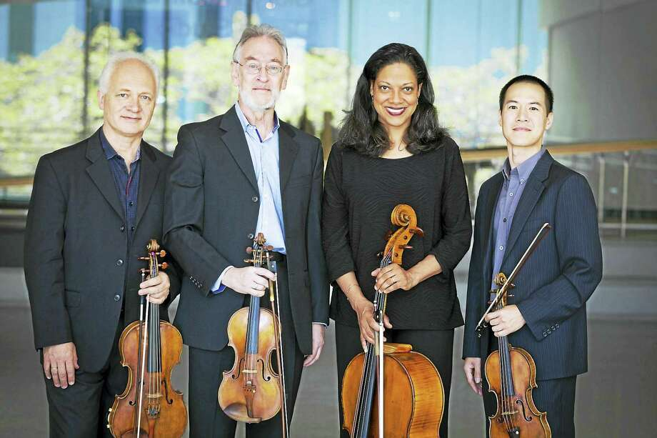 The Juilliard String Quartet wraps up the 88th season at Music Mountain in Falls Village on Sunday, Sept. 17. Photo: Contributed Photo