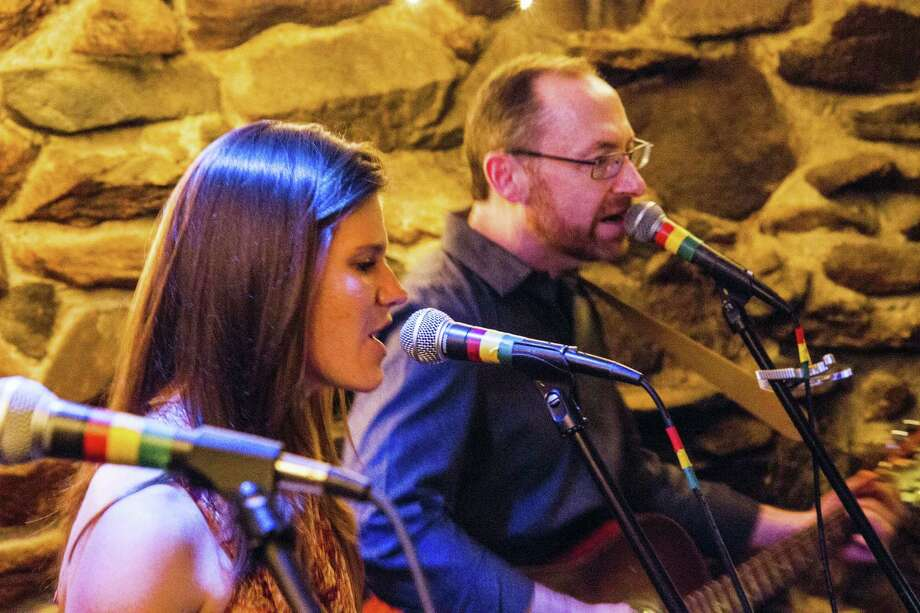 The Terri and Rob Duo, above, join Driving All Night on Saturday, Aug. 5 at the Buttonwood Tree. Photo: Contributed Photo
