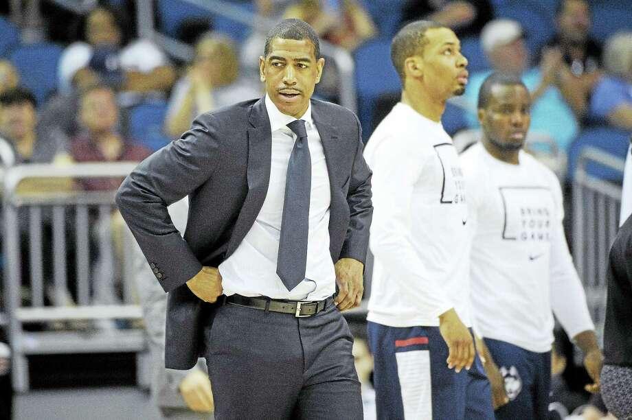 UConn coach Kevin Ollie. Photo: The Associated Press File Photo  / FR121174 AP