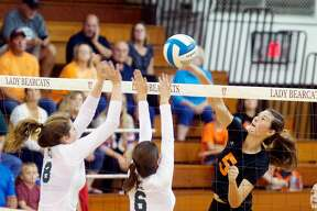 Brown City at Ubly — Volleyball 2017