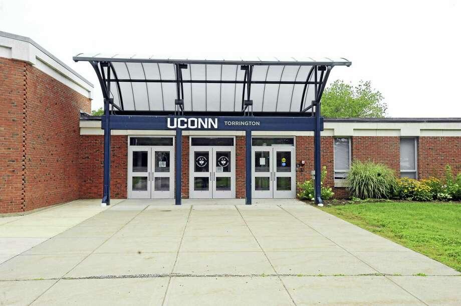 The former UConn-Torrington campus. Photo: Ben Lambert / Hearst Connecticut Media