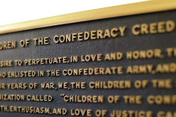 Texas House Speaker Joe Straus has called for the removale of a Confederate plaque at the Capitol.