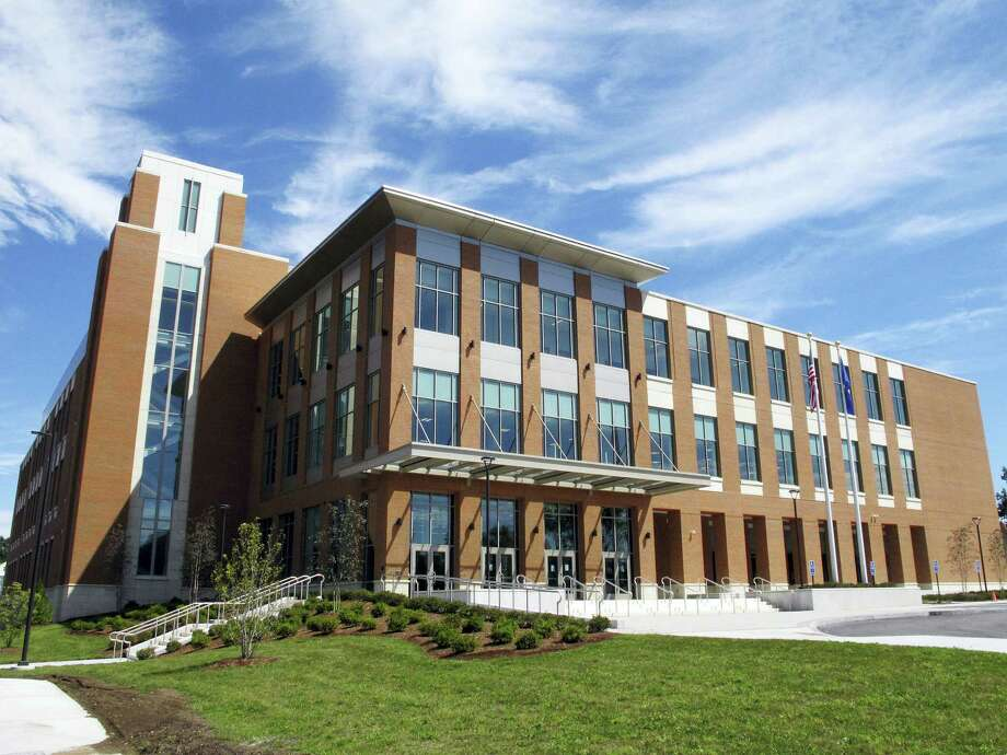 The new state courthouse in Torrington Photo: The Associated Press  / Copyright 2017 The Associated Press. All rights reserved.