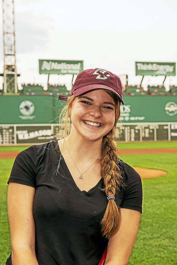 Brenna FitzGerald of New Hartford. Photo: Contributed Photo  / ©2017 Boston Red Sox
