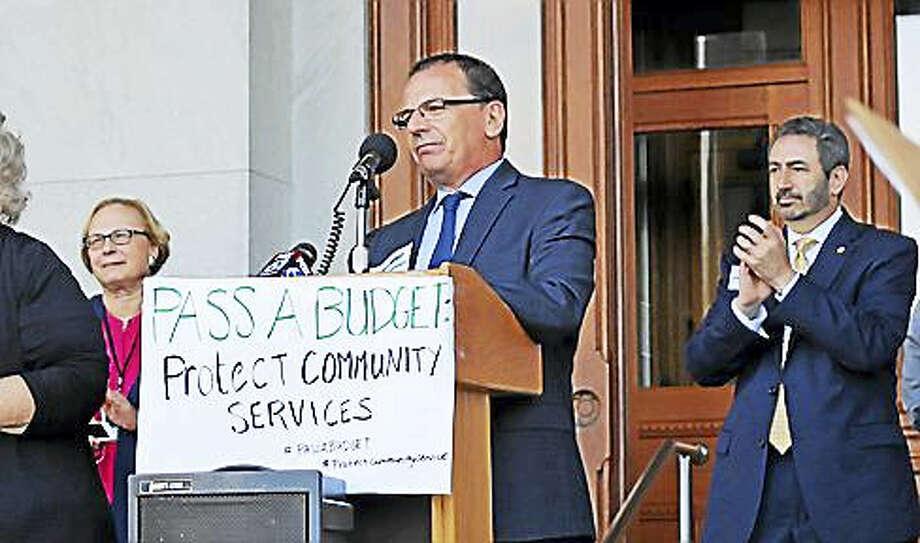 Gian-Carl Casa, president and CEO of the CT Community Nonprofit Alliance Photo: Christine Stuart / CTNewsJunkie