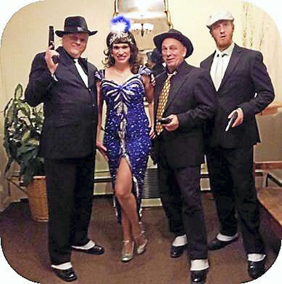 """""""Gangsters in Love"""" mystery dinner theater will be held as a fundraiser for the Beekley Memorial Library on Sept. 30. Photo: Contributed Photo"""