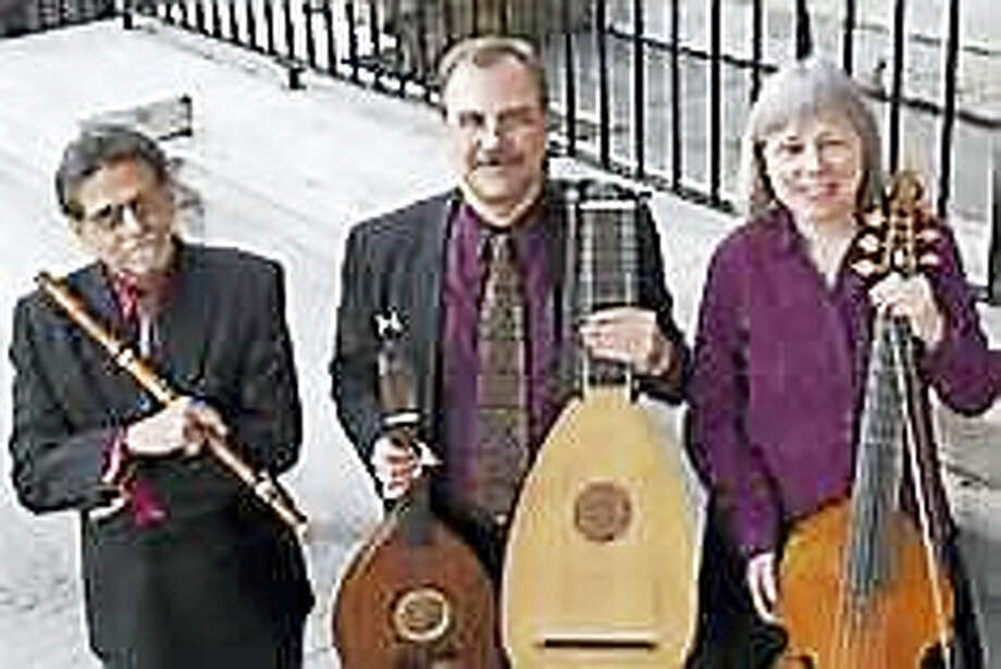 Ensemble Chaconne performs for Sundays at Five in Washington on Sept. 17. Photo: Contributed Photo