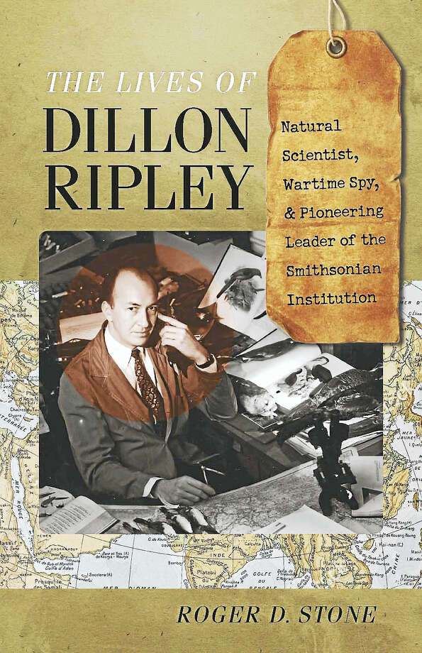 """A new biography, """"The Lives of Dillon Ripley"""" will be discussed by the author Roger D. Stone at the Litchfield Historical Society on Sept. 24. Photo: Contributed Photo"""