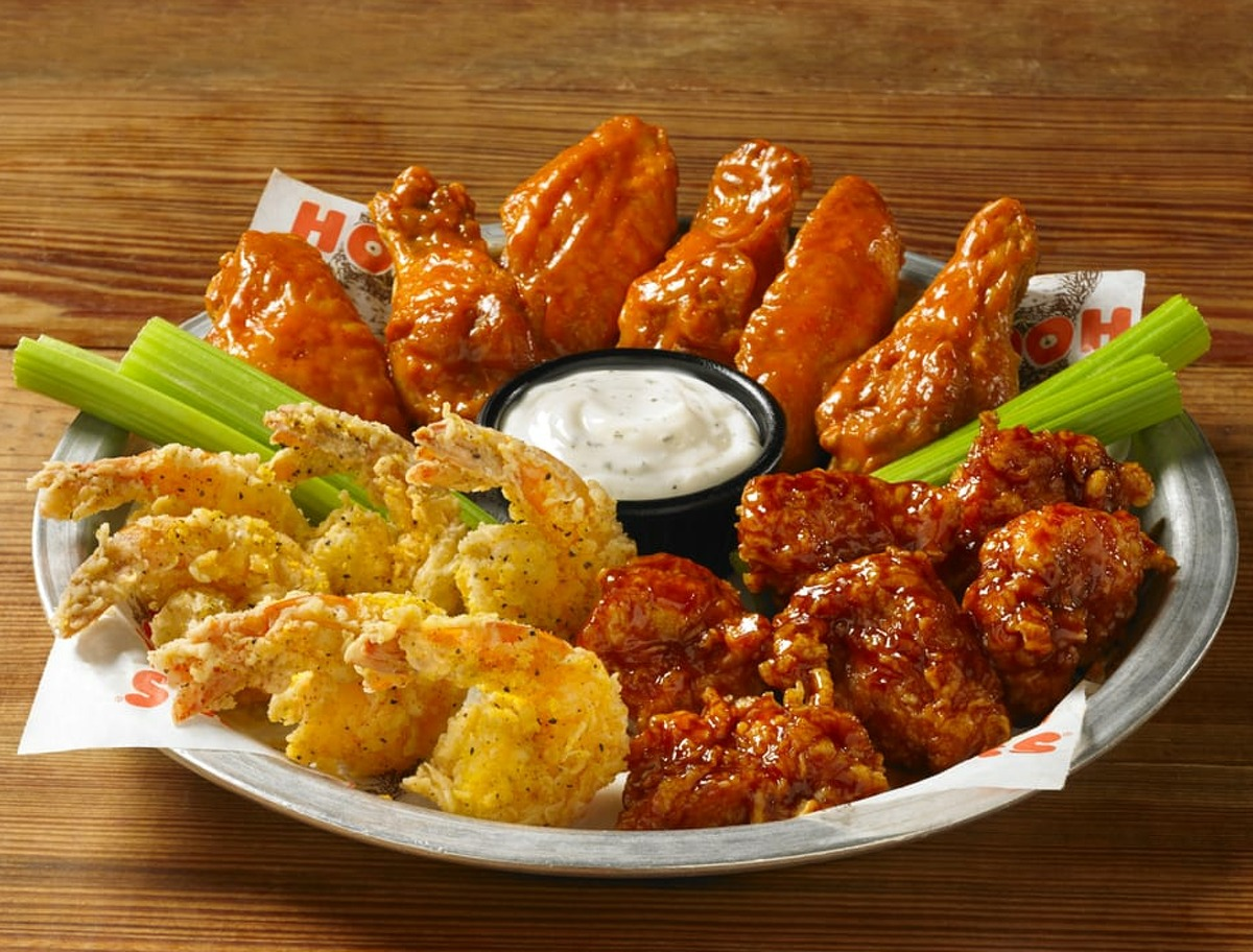 Hooters: 5706 San Bernardo Ave.Phone: 956-727-0011Super Bowl deal: Pre-order to-go for the big game, get $5 off $52, catering available