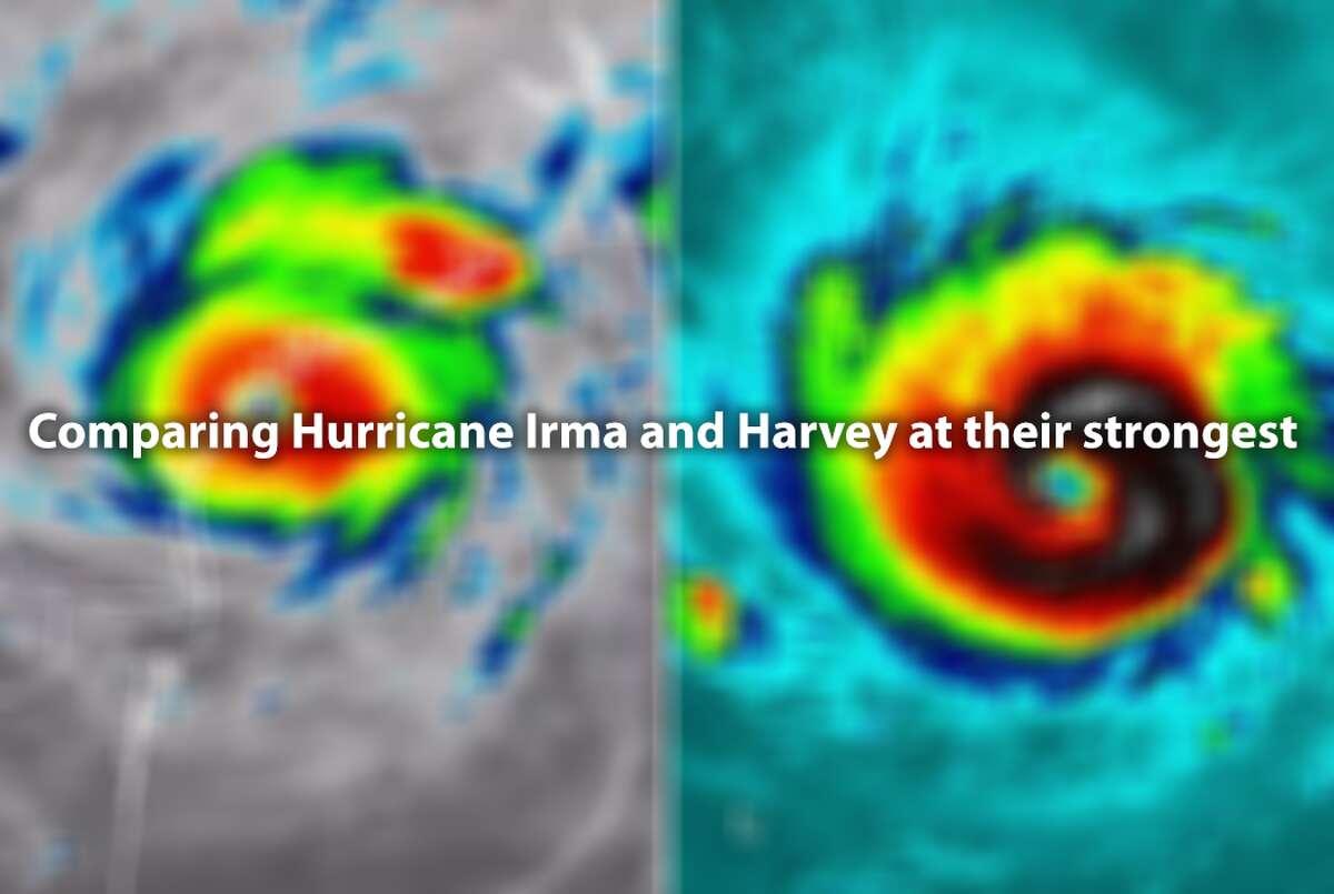 Harvey vs. Irma