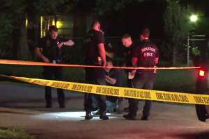 One woman is dead after an argument turned fatal late Tuesday in northwest Houston. (Metro Video)