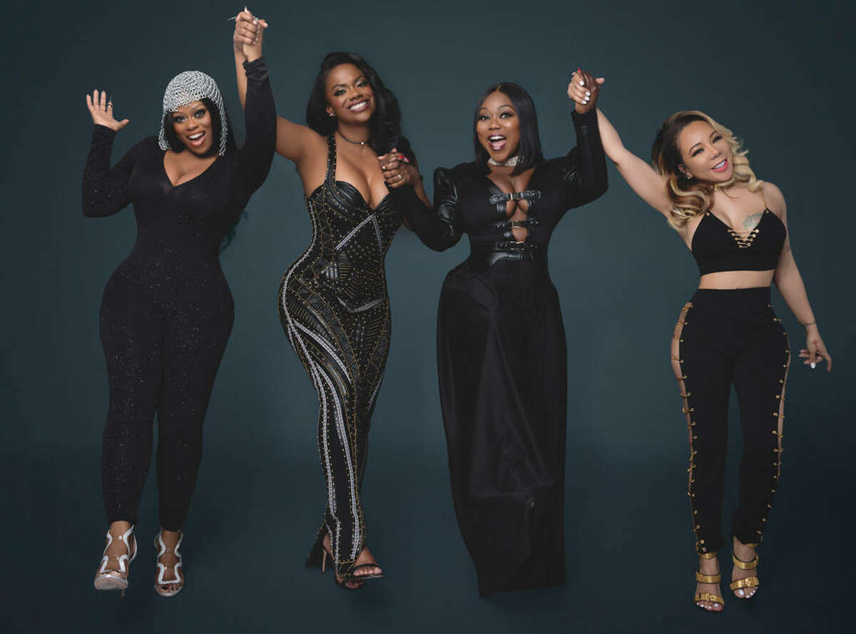 Girl group Xscape is reunited and bck on the road.