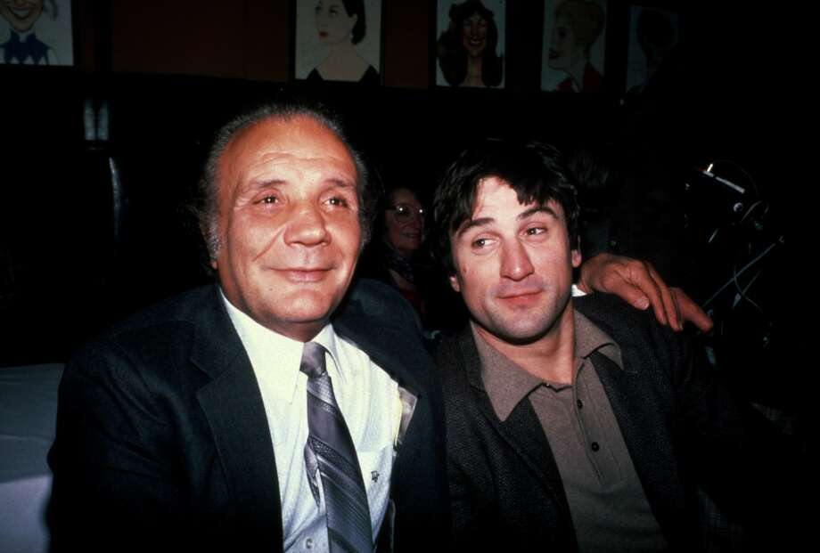 """PHOTOS: Notable deaths of 2017In one of Hollywood's most iconic roles, Robert DeNiro played boxer Jake LaMotta in """"Raging Bull"""" in 1980. LaMotta's fiance announced Sept. 20, 2017 that the legendary boxer has died at age 95.>>>See other legends lost in 2017 ... Photo: Images Press/Getty Images"""