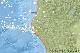 Residents in Humboldt County reported light shaking in the area after a 3.0 magnitude earthquake struck the region.