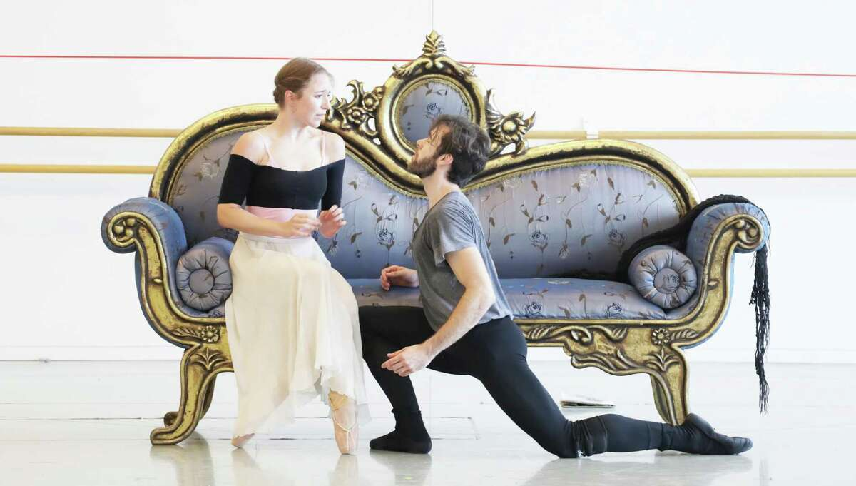 Houston Ballet principals Jessica Collado and Connor Walsh star in