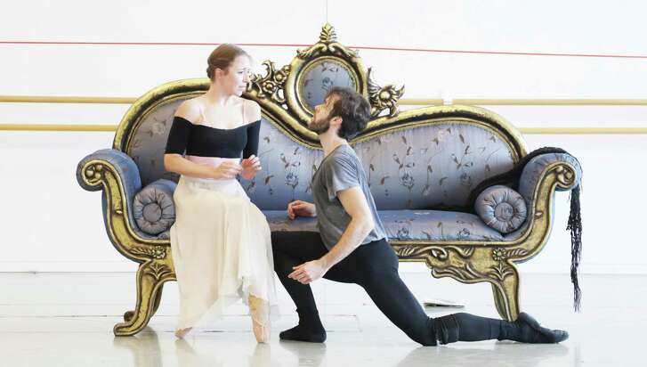 """Houston Ballet principals Jessica Collado and Connor Walsh star in """"Mayerling."""""""
