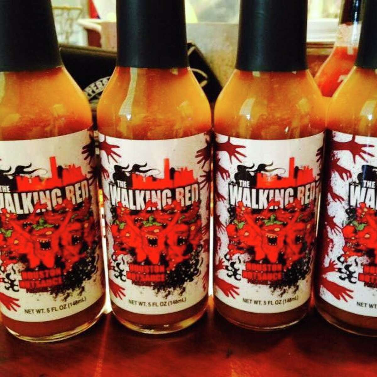 The 16th Texas Hot Sauce Festival will be held Sept. 23 and 24 at the Bayou City Event Center in Houston. Shown: Scenes from past festivals.