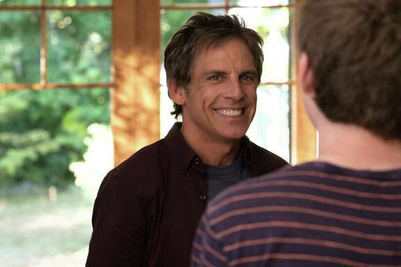 "This image released by Amazon Studios shows Ben Stiller in a scene from ""Brad's Status."" (Jonathan Wenk/Amazon Studios via AP)"