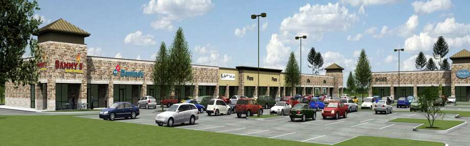 Rayford Harmony, a new 31,500-square-foot shopping center at the Grand Parkway and Rayford Road in the Harmony master-planned community in Spring, has changed hands. Matt Berry with CBRE represented the seller, R1 Rayford Road. Photo: CBRE