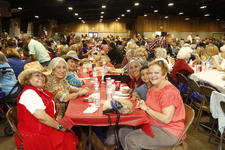 Sept. 25 is Senior Citizens Day at the Fort Bend County Fair. Photo: Fort Bend County Fair / 2016_BigTexasDesigns.com