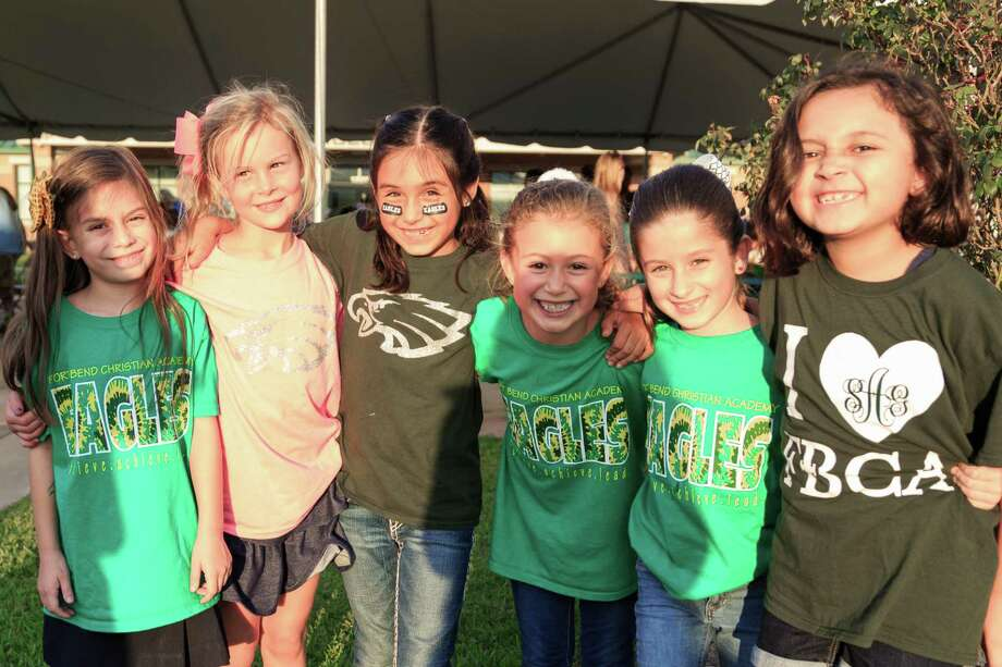 Fort Bend Christian Academy raised more than $30,000 for the FBCA Disaster Relief Fund at its Sept. 8 Eagle Extravaganza. Photo: Fort Bend Christian Academy / 2016 Sarah Fiore