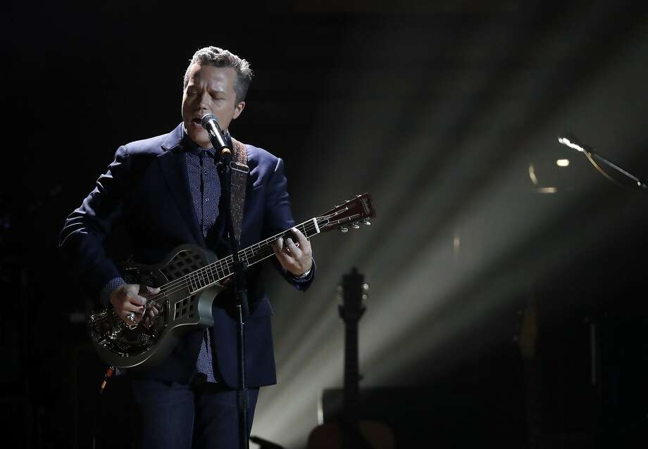 Jason Isbell performs during the Americana Honors and Awards show Wednesday, Sept. 13, 2017, in Nashville, Tenn. Continue viewing the slideshow to see more big acts coming to the area over the coming months. Photo: Mark Zaleski, Associated Press