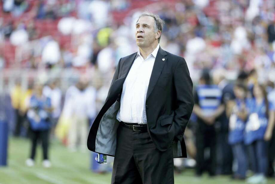 United States head coach Bruce Arena. Photo: Marcio Jose Sanchez — The Associated Press  / Copyright 2017 The Associated Press. All rights reserved.