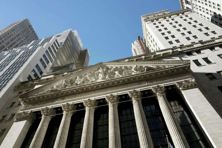 The New York Stock Exchange Photo: Mark Lennihan / The Associated Press File  / Copyright 2016 The Associated Press. All rights reserved.