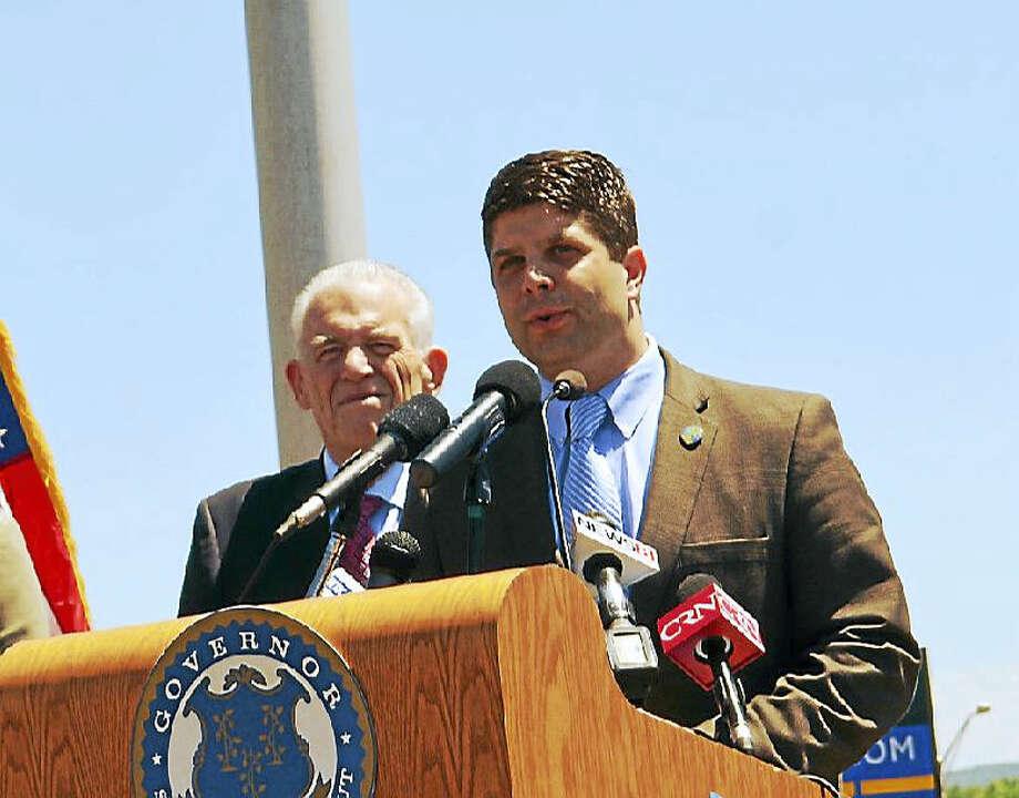 Middletown Mayor Dan Drew Photo: Middletown Press File Photo