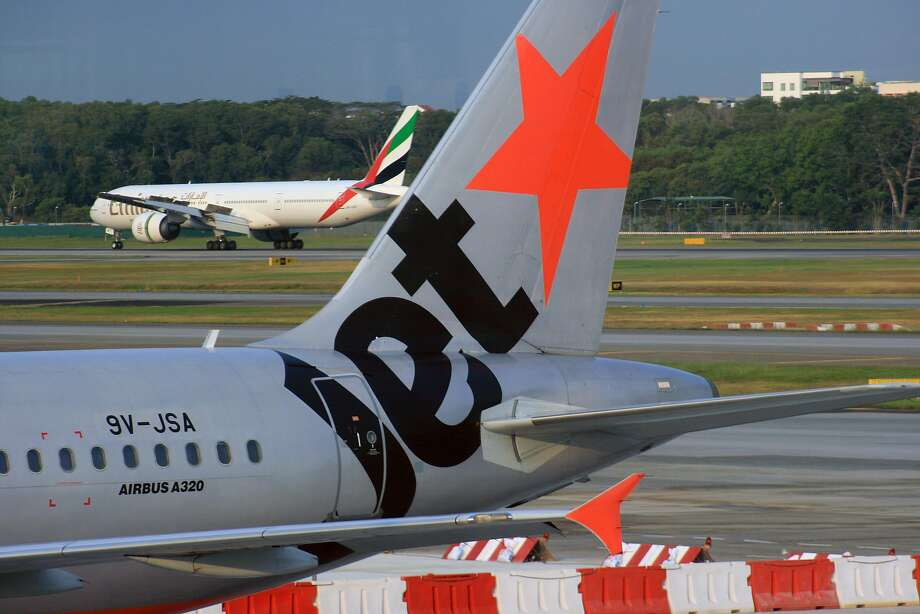 AXA Assistance USA promises John Schwegel that it will cover the cost of a ticket home after his Jetstar Airways flight is delayed. But then it doesn't. Photo: Bill Montgomery, Houston Chronicle