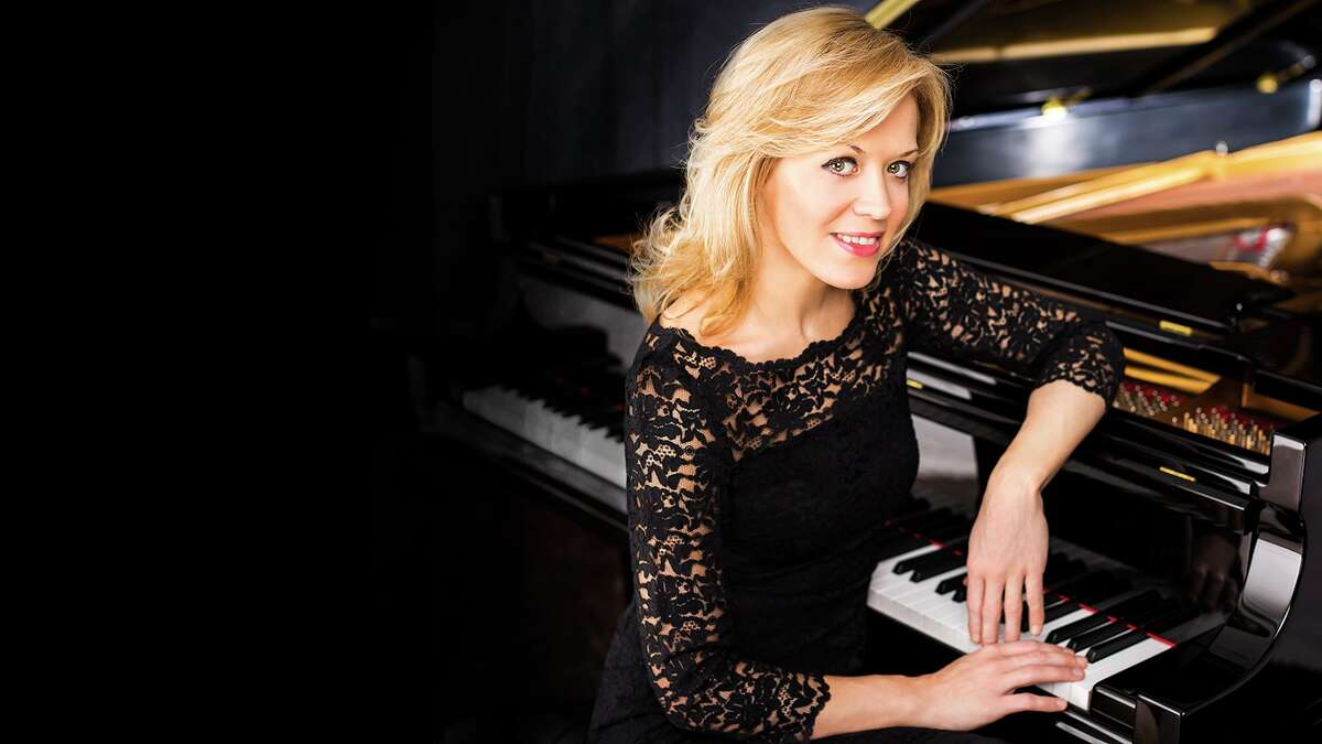 Artist in residence Olga Kern (below) will be the featured performer at this weekend's pair of San Antonio Symphony concerts. She'll tackle Sergei Rachmaninoff's Piano Concerto No. 2, said to be the Russian composer's most enduring and popular work (and not to be confused with Rach 3, which famously drove Geoffrey Rush crazy in the movie