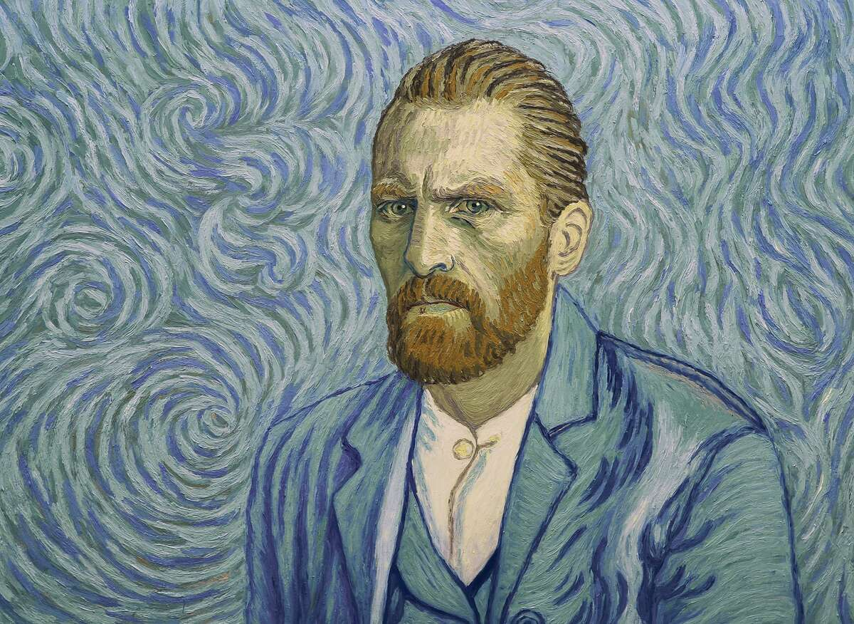 Robert Gulaczyk as Vincent Van Gogh in