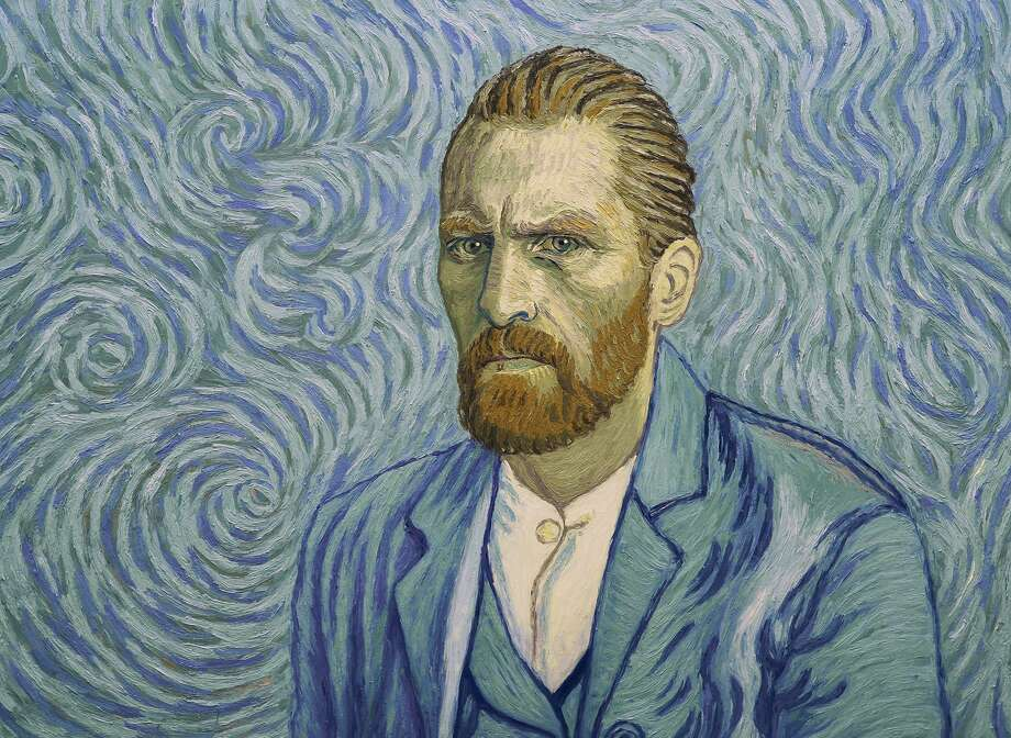 "Robert Gulaczyk is Vincent van Gogh in the hand-painted movie ""Loving Vincent."" Photo: Lovingvincent.com"