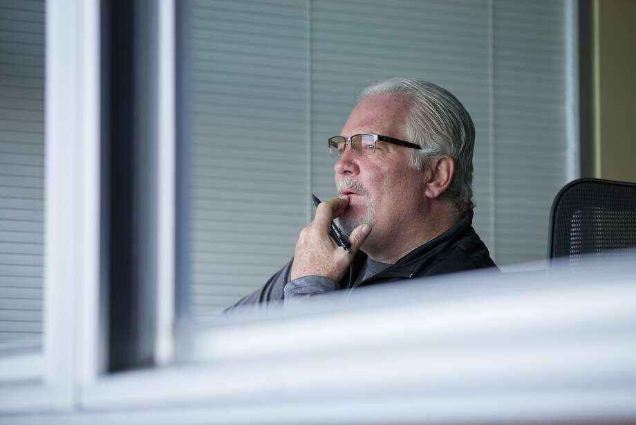 Giants general manager Brian Sabean says baseball has many twists. Photo: Santiago Mejia, The Chronicle
