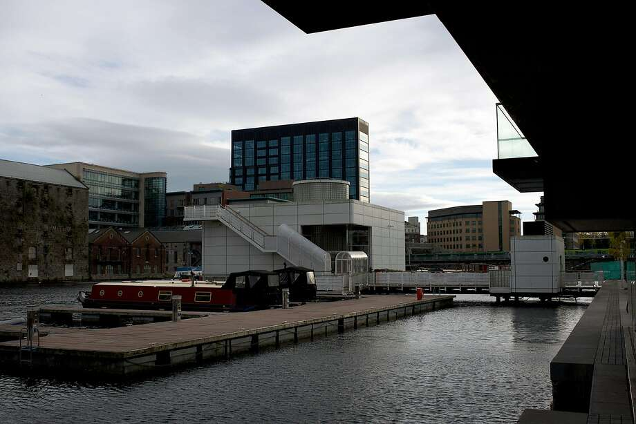 European Commission officials are investigating Google, which has these offices in Dublin, Ireland, for allegedly abusing its dominant market position. Photo: PAULO NUNES DOS SANTOS, NYT