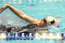 Greenwich senior Kelly Montesi won the 100-yard butterfly title at the State Open championships last season and was the champion in the event at the Class LL meet.