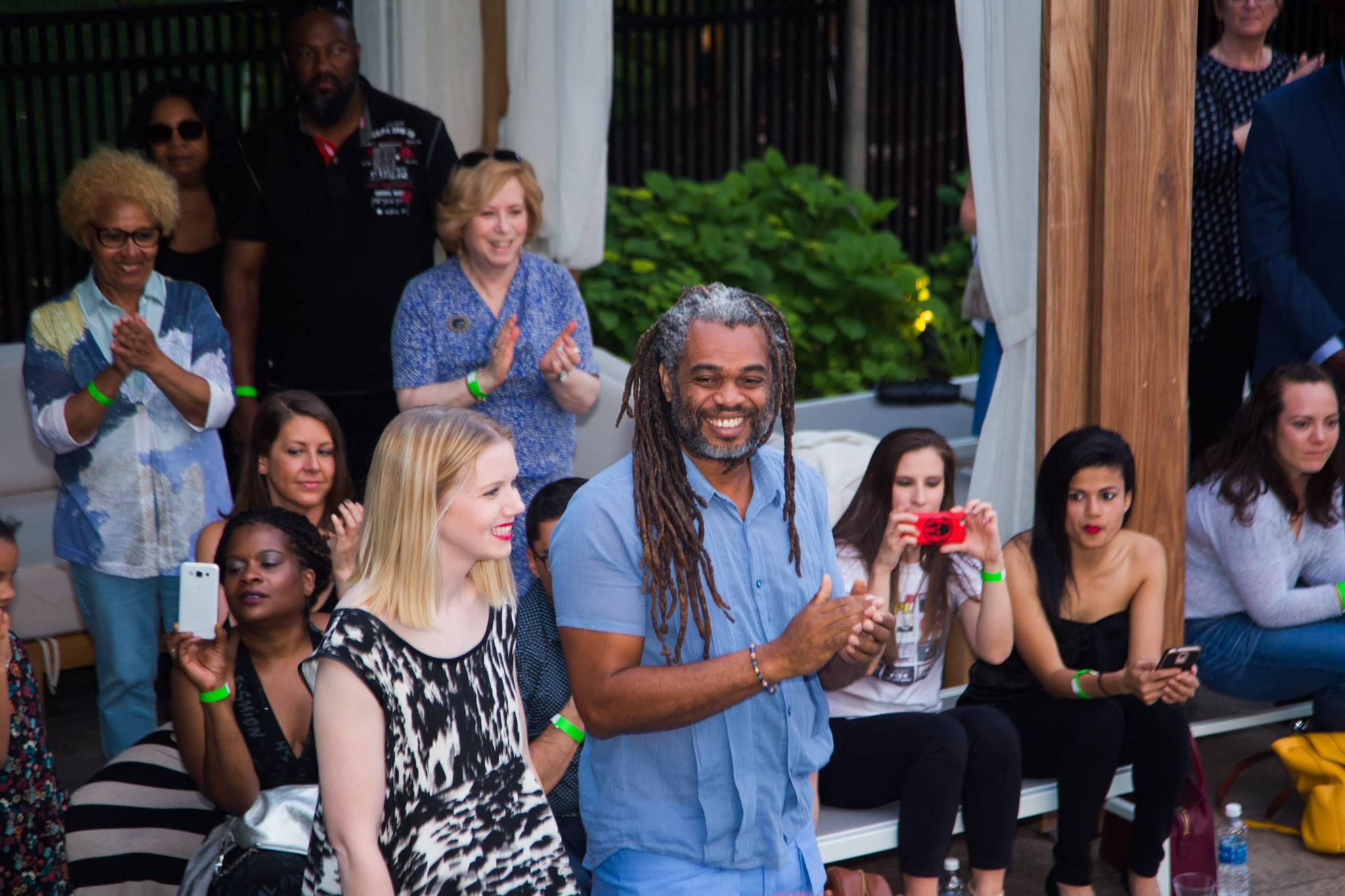 Neville Wisdom Fall Fashion Show In New Haven S Ninth Square New Haven Register