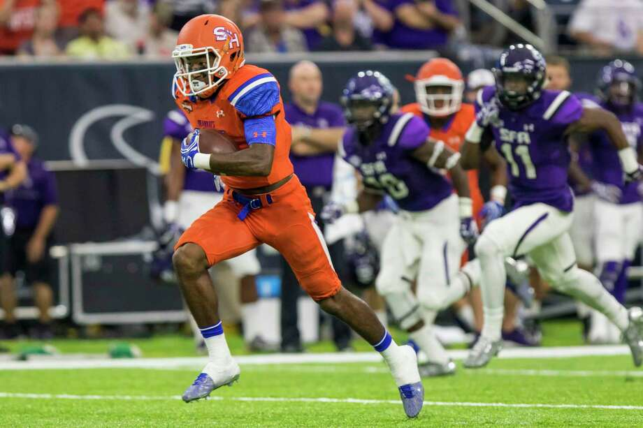 Sam Houston State is aiming for consecutive 3-0 starts to a season for the first time since 1964. The Bearkats face Nicholls at home on Saturday. Photo: Joe Buvid, Freelance / © 2016 Joe Buvid