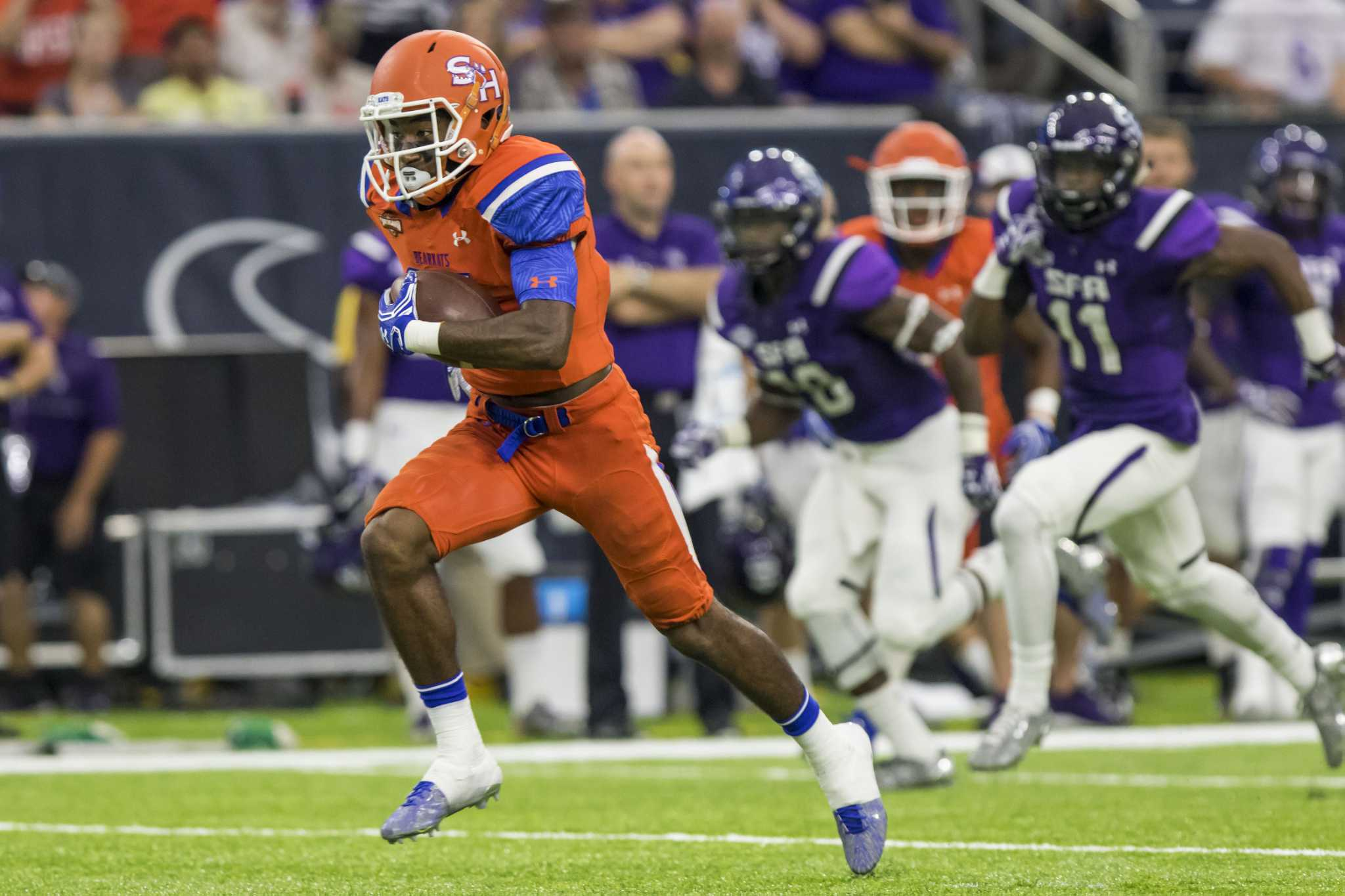 college football preview nicholls state at sam houston state