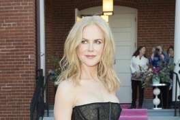 SAN FRANCISCO, CALIFORNIA - September 19 -  Nicole Kidman attends Futures Without Violence Hosts Big Little Night on September 19th 2017 at Futures Without Violence in San Francisco, California (Photo - Susana Bates for Drew Altizer Photography)