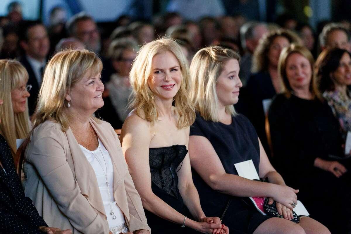 SAN FRANCISCO, CALIFORNIA - September 19 - Nicole Kidman attends Futures Without Violence Hosts Big Little Night on September 19th 2017 at Futures Without Violence in San Francisco, California (Photo - Drew Altizer)