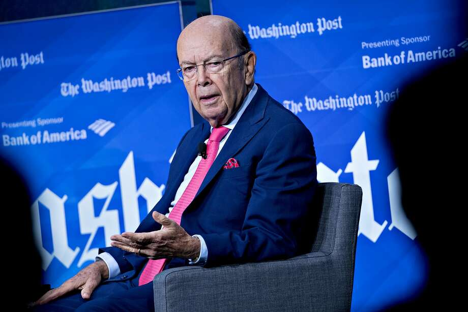 Commerce Secretary Wilbur Ross has announced a number of federal grants to organizations and institutions that encourage innovation. Photo: Andrew Harrer, Bloomberg