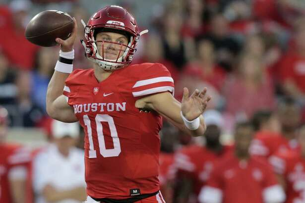 Kyle Allen began last season as UH's starting quarterback, but he was benched in a loss to Texas Tech and only play briefly the remainder of the year.