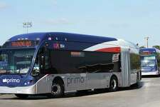 """The great gas """"shortage"""" of 2017 revealed flaws in VIA service, among them the inability of commuters to find routes that worked well for them. VIA currently has only one Primo route — rapid bus services — though others are planned."""